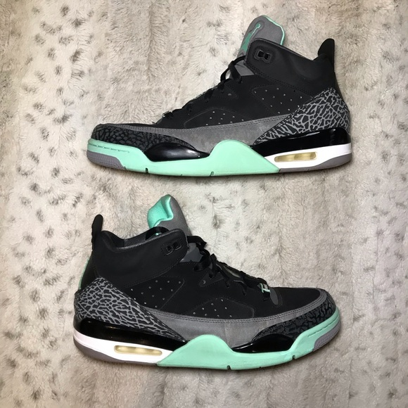 657fb4fb4ab Jordan Shoes | Son Of Mars Low Green Glow 12 | Poshmark